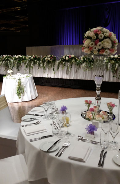 Adelaide wedding decoration