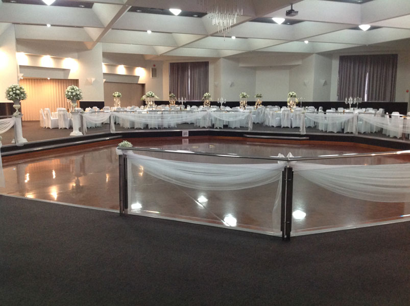 Adelaide wedding reception decorative hire